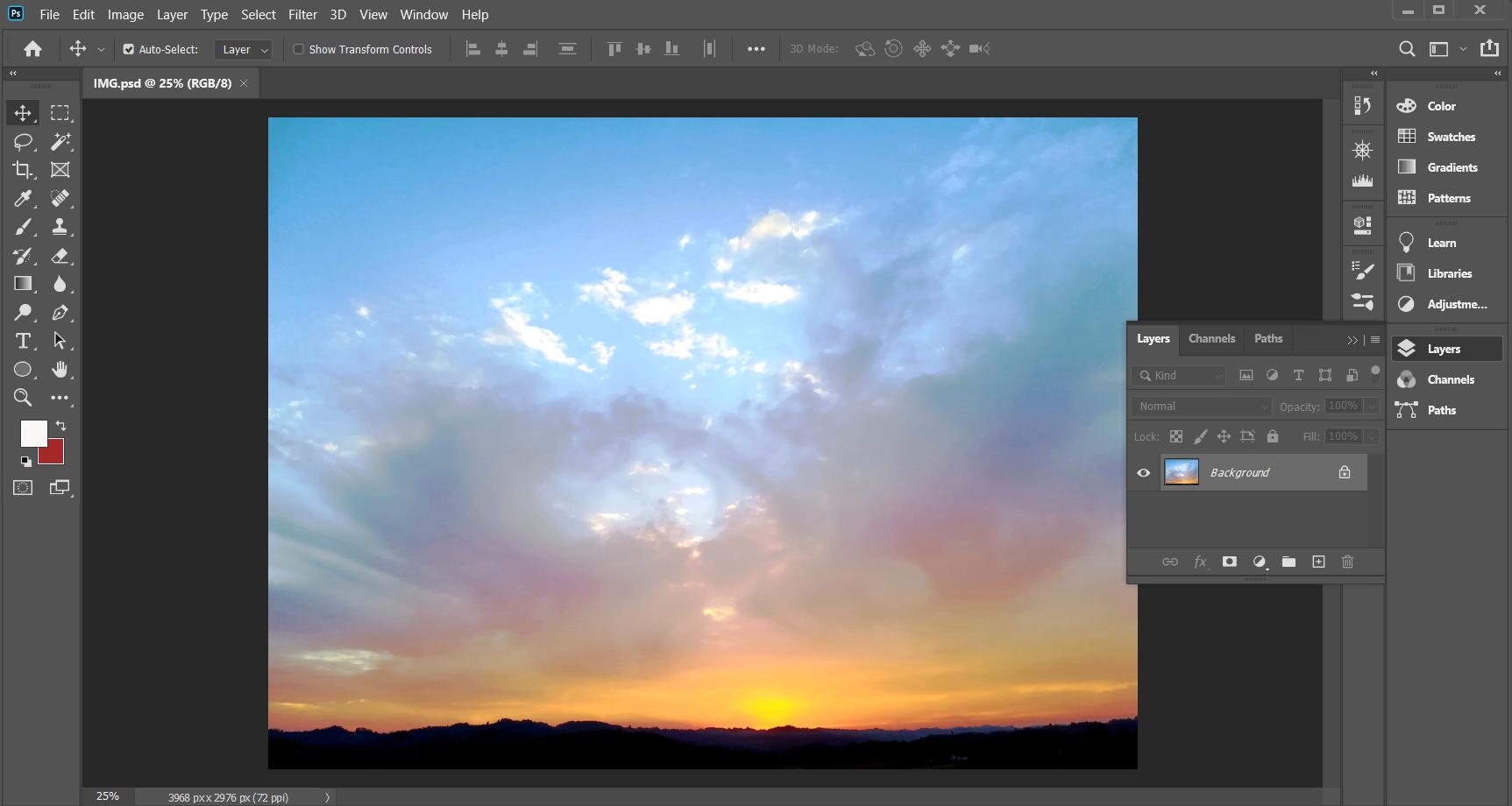 Best vector image file formats - PSD