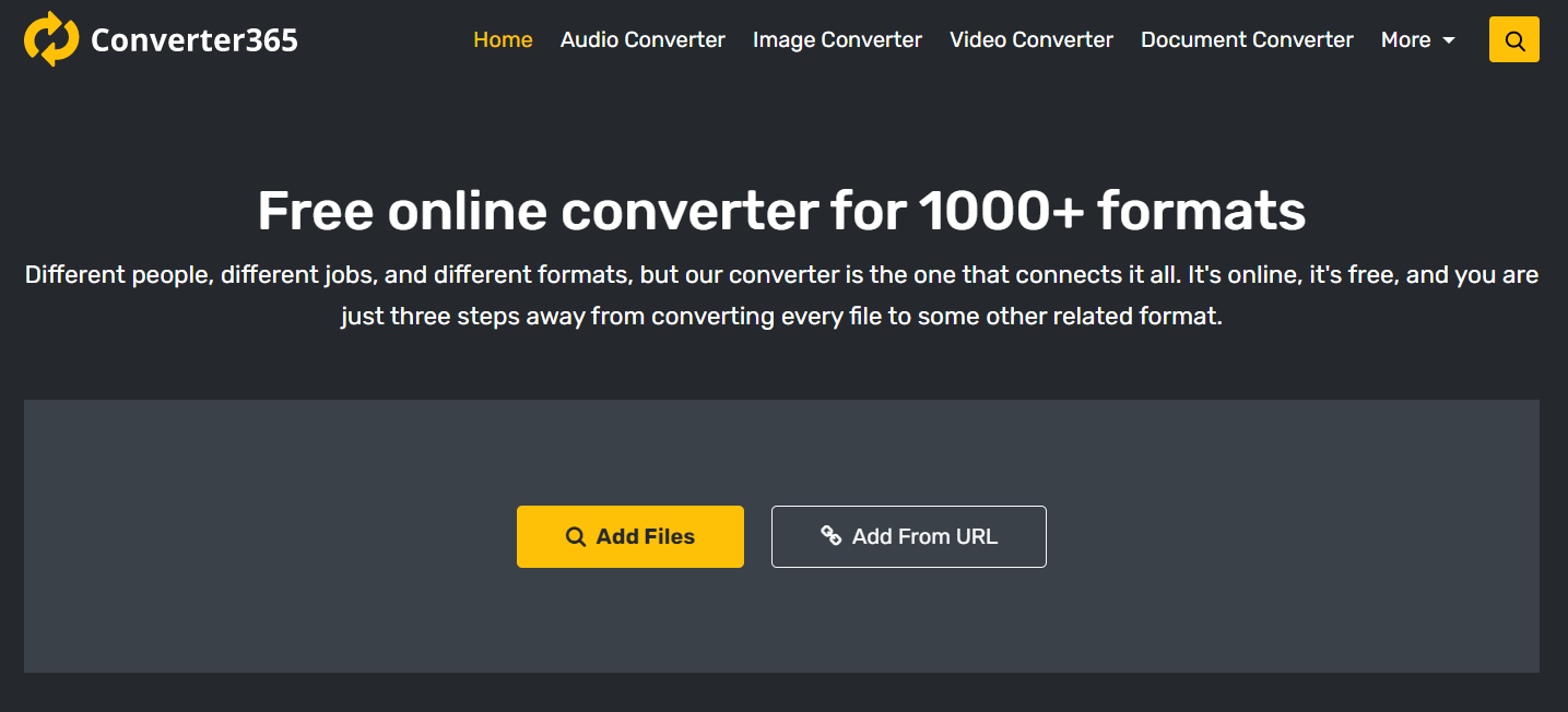 Is converting files online safe - converter365