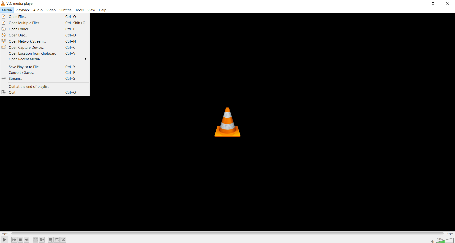 VLC media player available for Mac and Windows