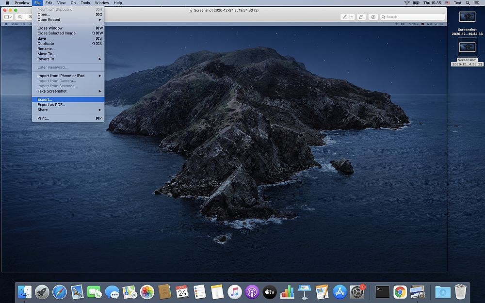 How to convert JPG to BMP on Mac?