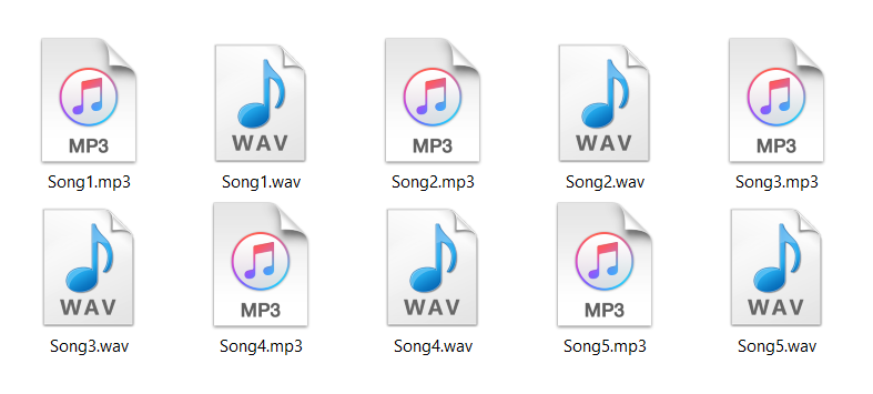 How to convert a WAV file to MP3 for free
