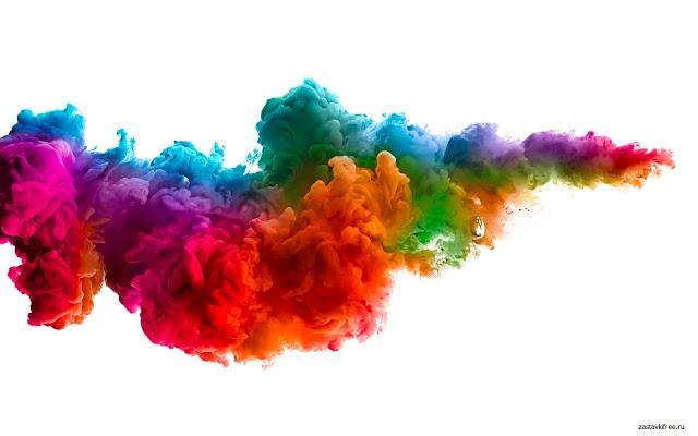 flying paint - google chrome themes