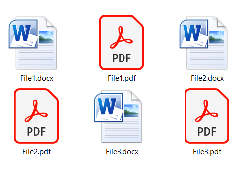 How to convert DOCX to PDF?