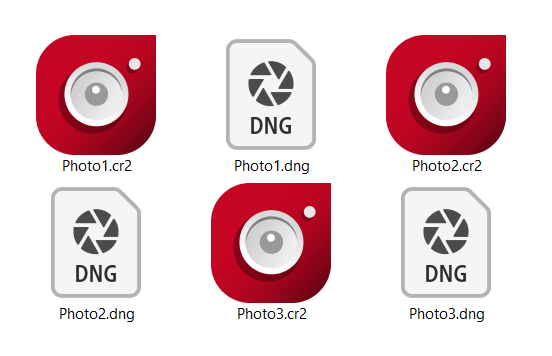 Which is superior CR2 or DNG file format?