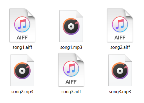 How to convert AIFF to MP3?