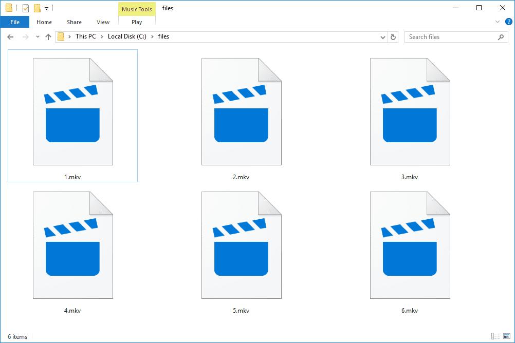 convert mkv to mp4 - mkv file format