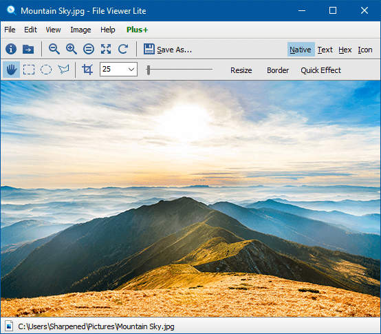 open every file format - file viewer lite