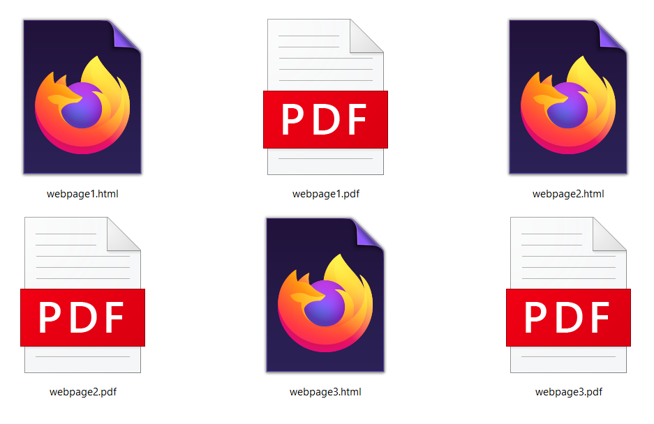 How to save a webpage as a PDF the easy way?