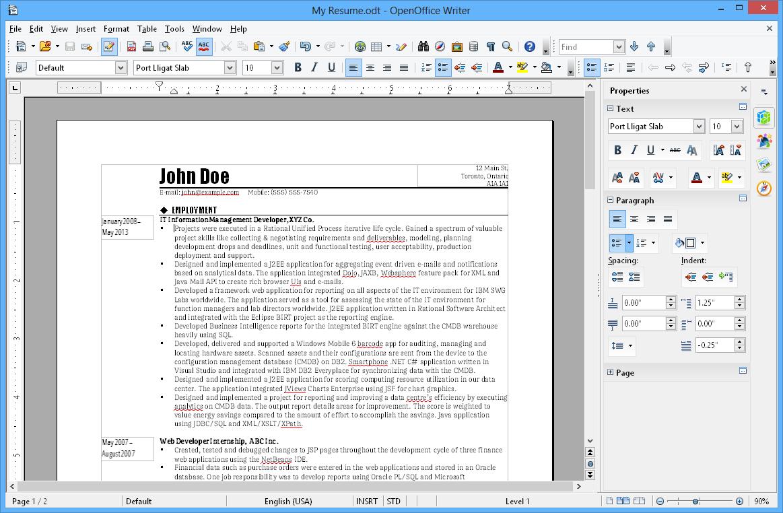 apache free online document tools