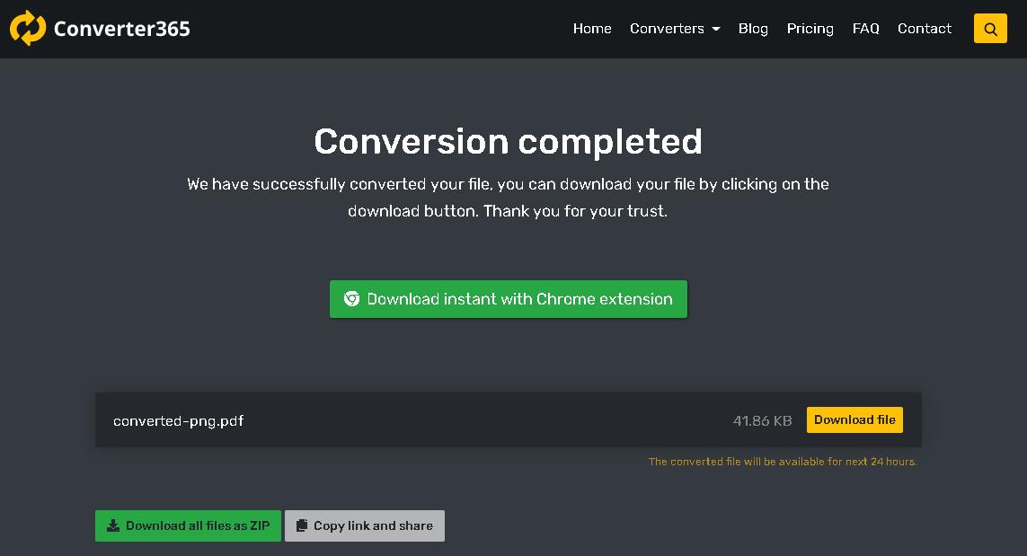 convert png to pdf converter365 2