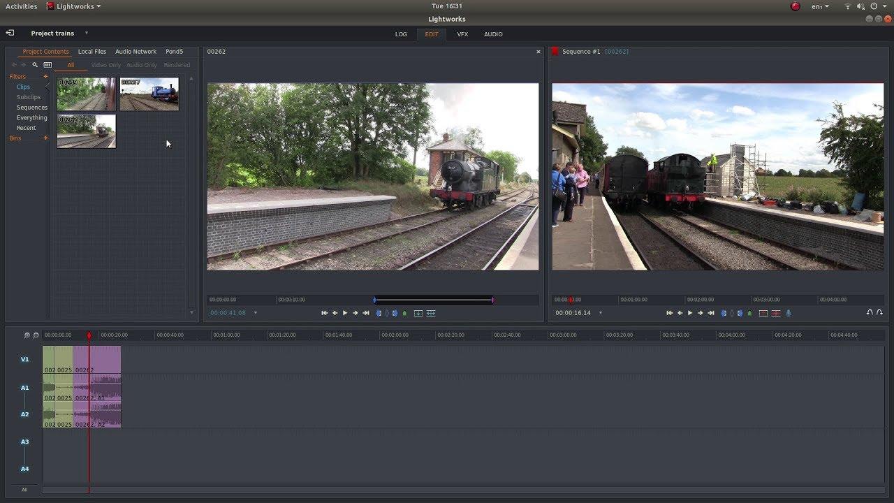 lightworks free online video tools