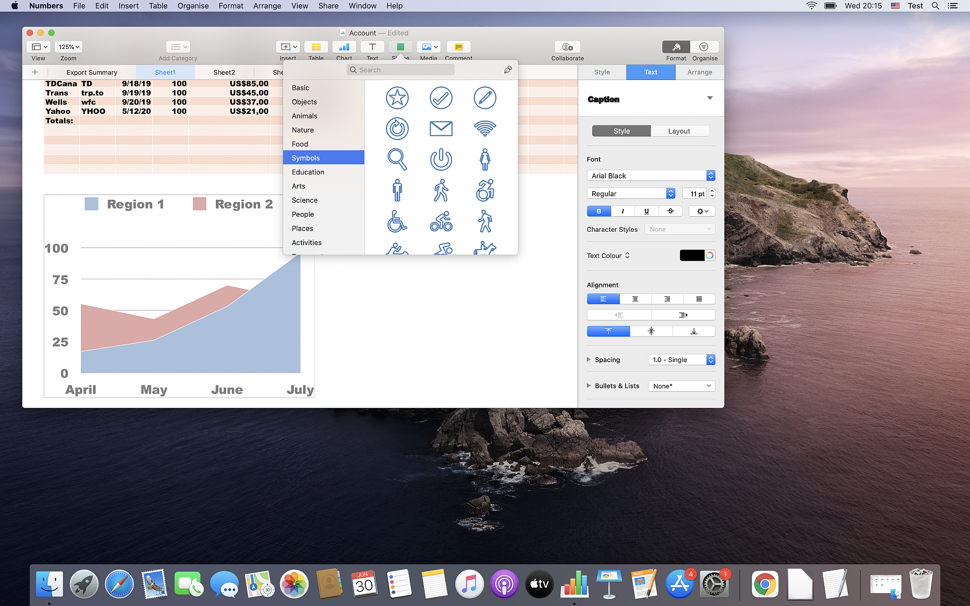 How to Convert Numbers to Excel on macOS Catalina?