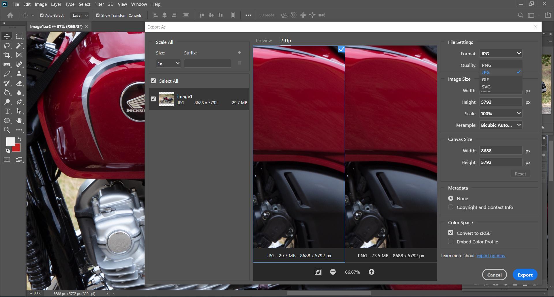 Is the best RAW converter Adobe Photoshop?