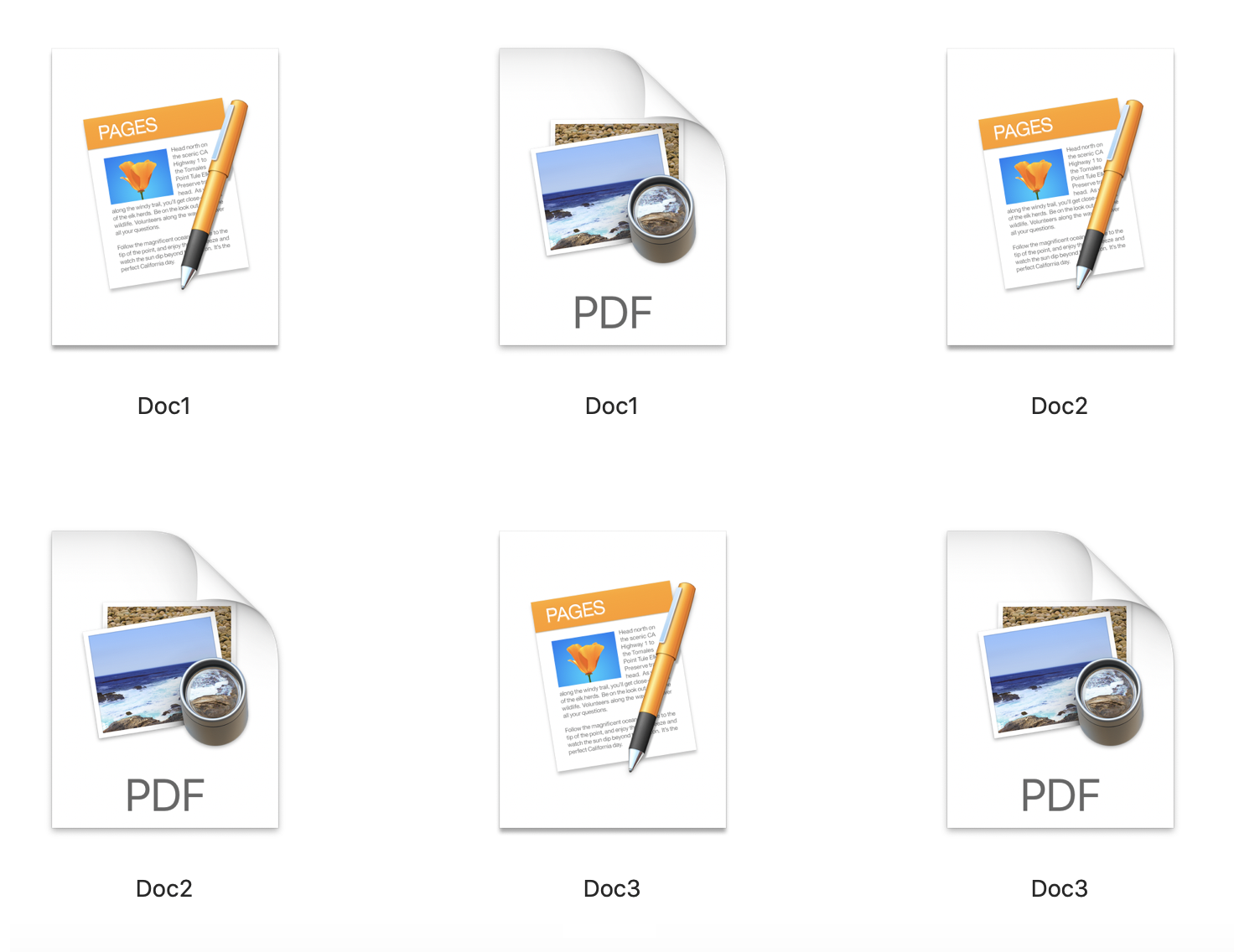 How to convert a PAGES document to PDF on Mac or Windows?